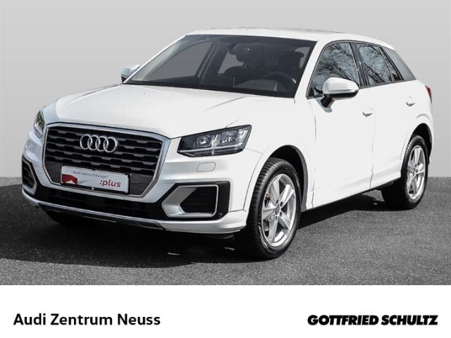 Audi Q2 1.5 Sport S-tronic NAVI PLUS VIRCO ELKO PDC VO HI MUFU SUV 35 TFSI sport (EURO 6d-TEMP), Jahr 2019, Benzin