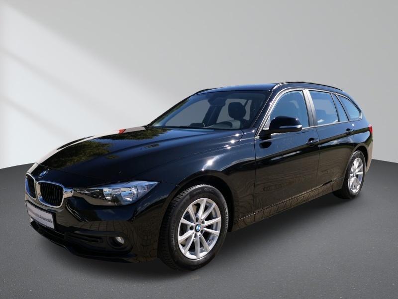 BMW 318d Touring Advantage Navi Business LM PDC, Jahr 2017, Diesel