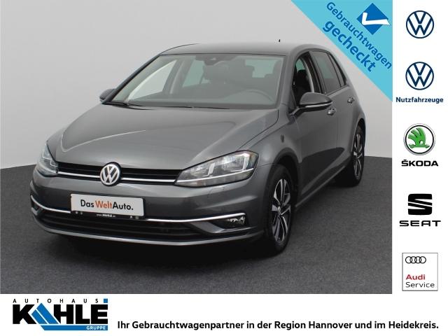 Volkswagen Golf VII 1.6 TDI IQ.DRIVE Navi AHK Klima, Jahr 2019, Diesel