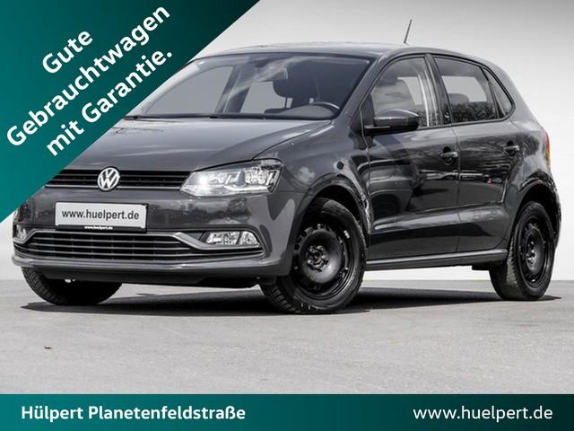 Volkswagen Polo 1.4 TDI Sound DSG LED NAVI PDC BEATS SHZ, Jahr 2017, Diesel