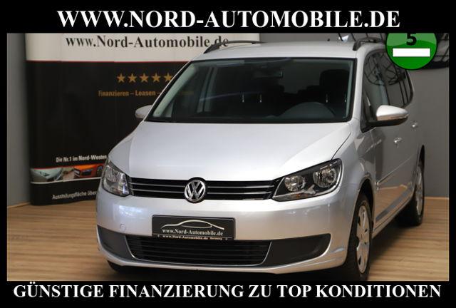 Volkswagen Touran 1.4TSI *7-Sitzer*Navi*Climatronic*AHK* Co, Jahr 2014, Benzin