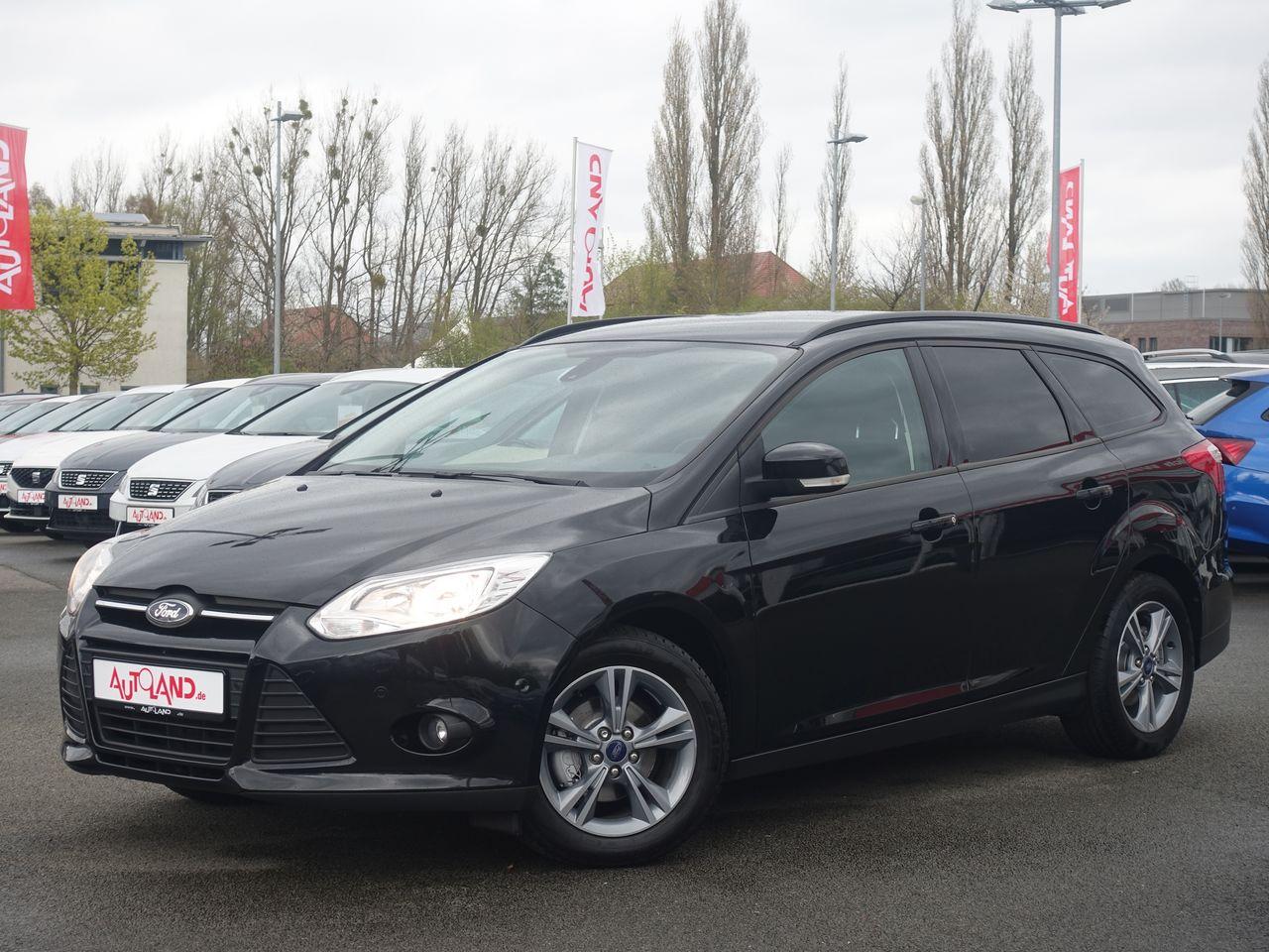 Ford Focus, Jahr 2014, Benzin