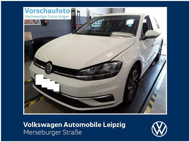 Volkswagen Golf VII 1.4 TSI Sound *ACC*AHK*Standhzg.*, Jahr 2017, Benzin