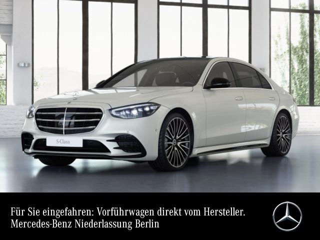 Mercedes-Benz S 500 L 4M AMG Burmester 3D Fondent 360° Airmat, Jahr 2020, Benzin