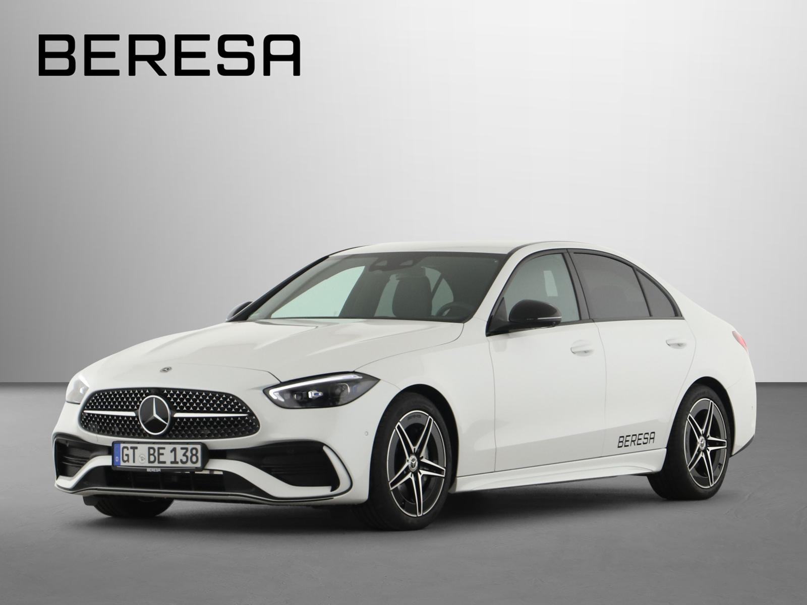 Mercedes-Benz C 300 AMG Burmester Fahrassist. 360° Night PDC, Jahr 2021, Benzin
