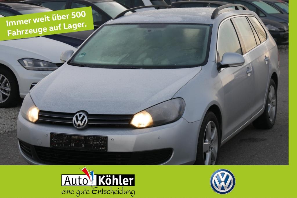 Volkswagen Golf Variant Comfortline TSi Nur für Gewerbe und, Jahr 2012, petrol