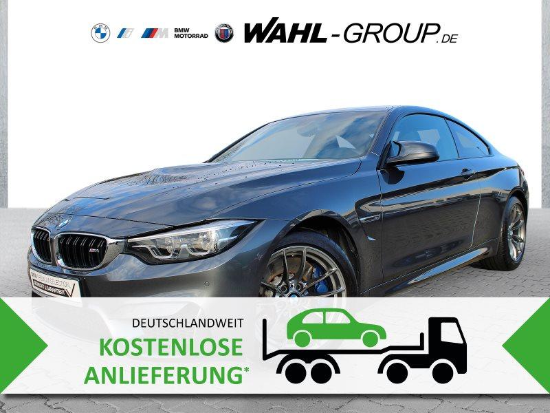 BMW M4 Coupé DKG eSD NaviProf Rückfahrkamera, Jahr 2017, Benzin