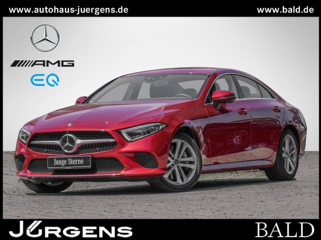 Mercedes-Benz CLS 350 d 4M Comand/ILS/360/AHK/ABC/Fahrassist+, Jahr 2018, Diesel
