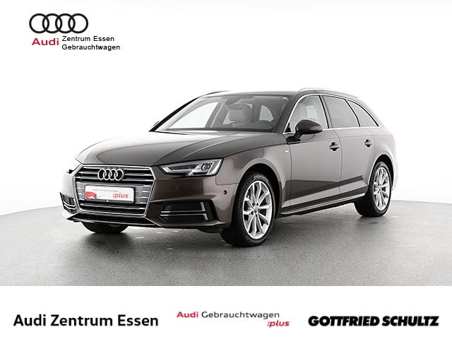 Audi A4 Avant 2.0 TDI S-TRONIC S-LINE LED NAV B&O SHZ PDC RÜHFAHR FSE MUFU, Jahr 2018, Diesel