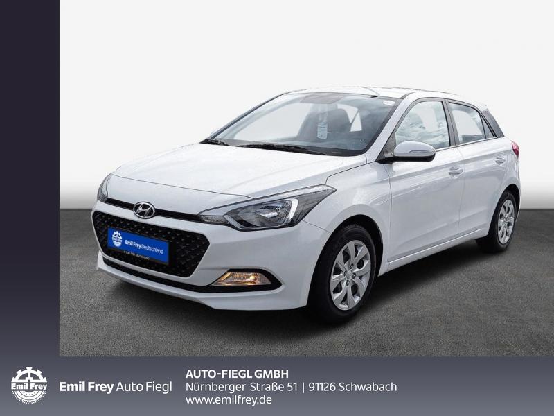 Hyundai i20 1.2 Classic, Jahr 2017, Benzin
