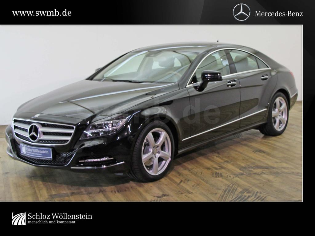 Mercedes-Benz CLS 350 CDI Coupé LED/RfCam/Schiebedach/Keyless, Jahr 2014, Diesel
