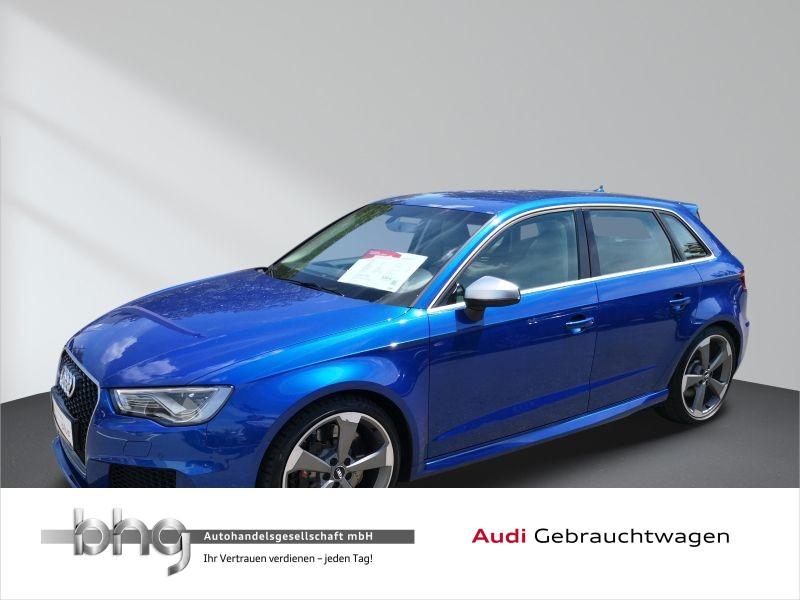 Audi RS3 Sportback S tronic, Jahr 2016, Benzin