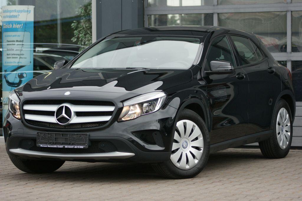 Mercedes-Benz GLA 180 (CDI) d 7G-DCT, Jahr 2016, Diesel