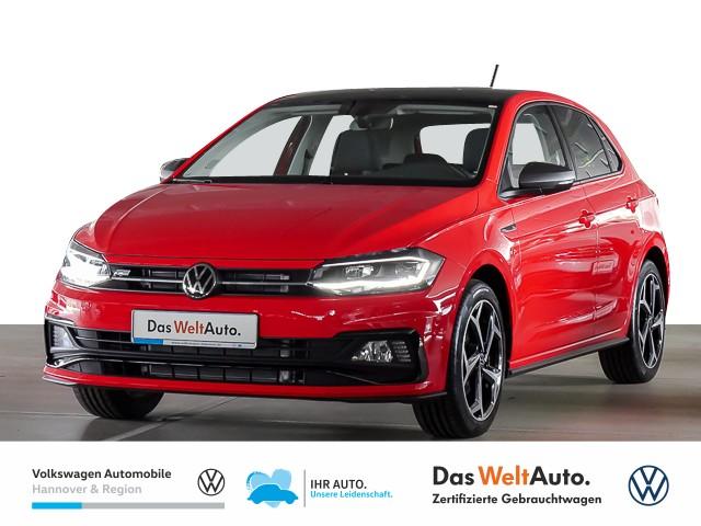 Volkswagen Polo 1.0 TSI Comfortline R-Line Navi Klima ACC, Jahr 2021, Benzin