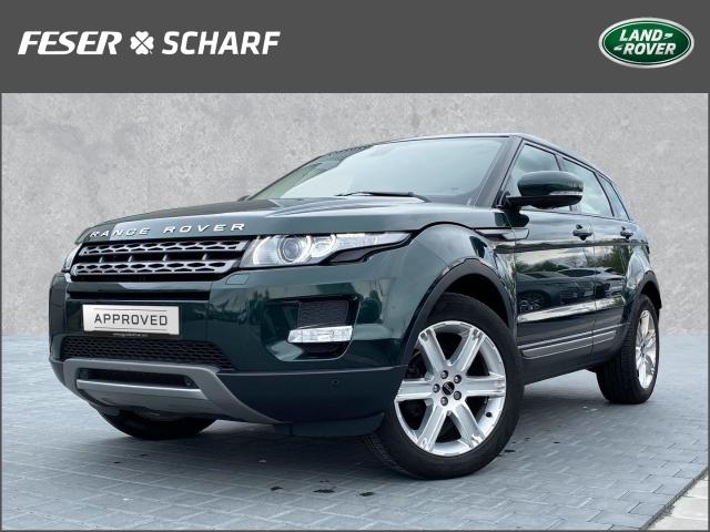 Land Rover Range Rover Evoque Pure, AHK, Technik-Winter, Sichtpaket, Jahr 2013, Diesel