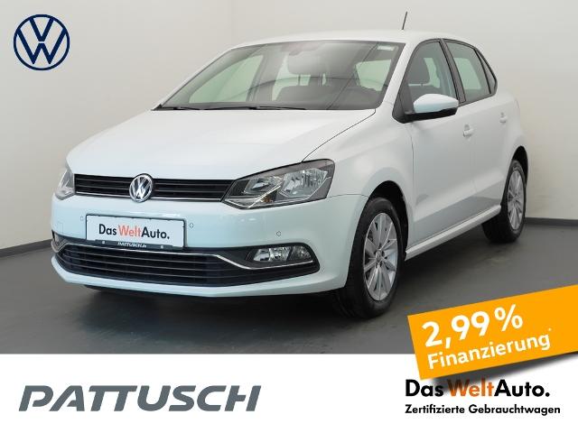 Volkswagen Polo 1.0 Comfortline Navi GRA ParkPilot, Jahr 2016, Benzin