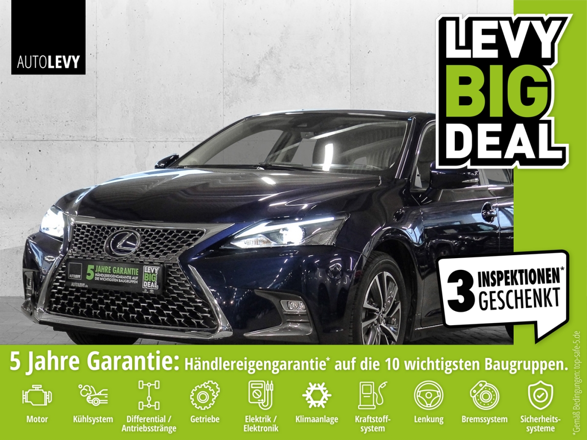Lexus CT 200h Executive Line *LED*Komfort-Paket*NAVI*, Jahr 2019, Hybrid