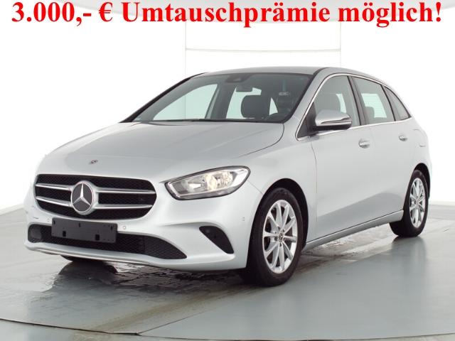 Mercedes-Benz B 180 Progressive+7G-DCT+Navi-Premium+Easy-Pack Heckkl., Jahr 2019, Benzin