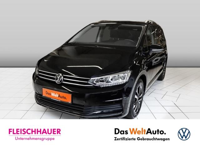 Volkswagen Touran United 2.0 TDI DSG+Navi+LED+ACC+AppConnect+7-Sitzer, Jahr 2020, Diesel