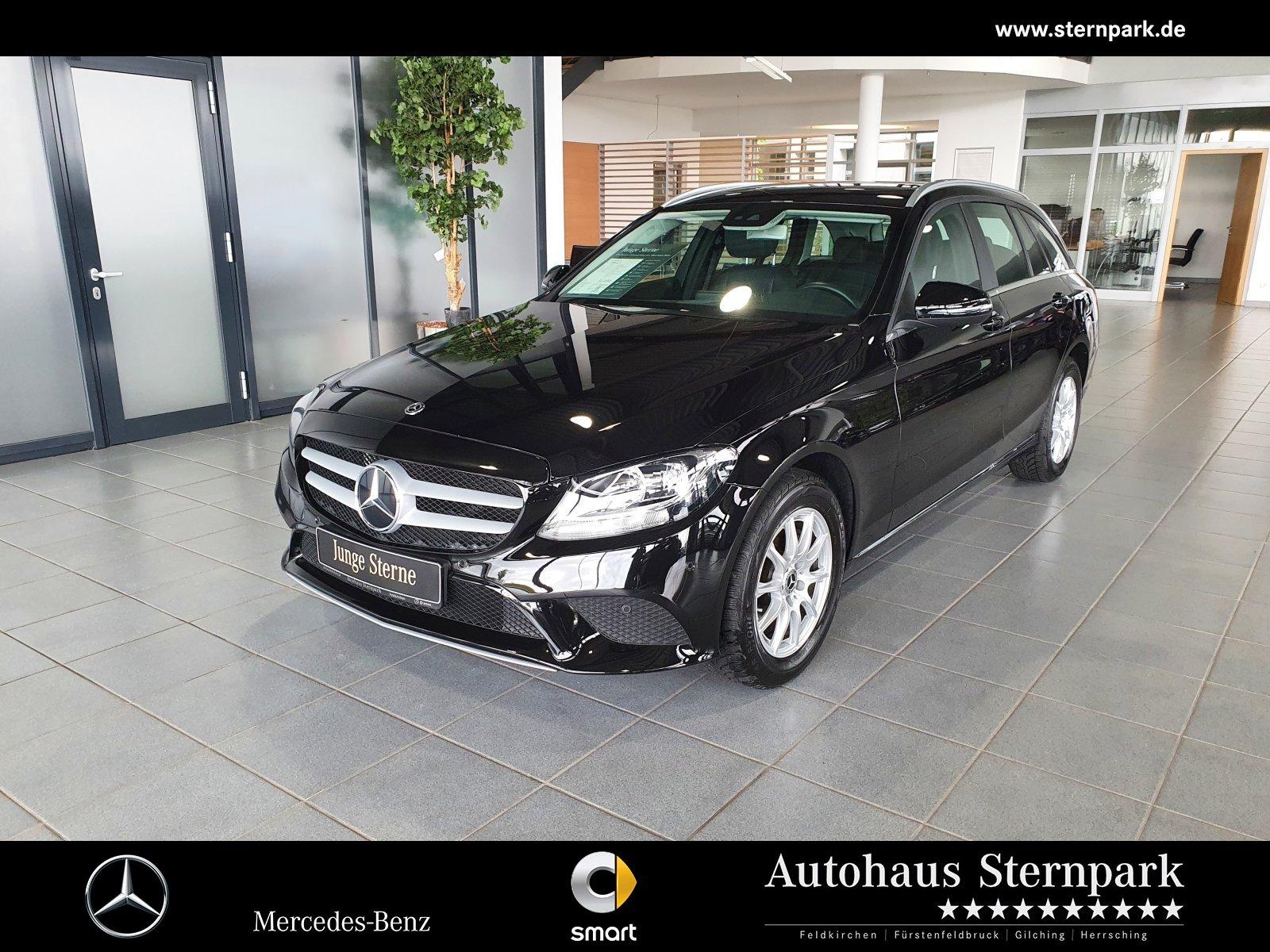 Mercedes-Benz C 220 d T +Comand+STH+Kamera+Spur+Apple/Android+, Jahr 2019, Diesel