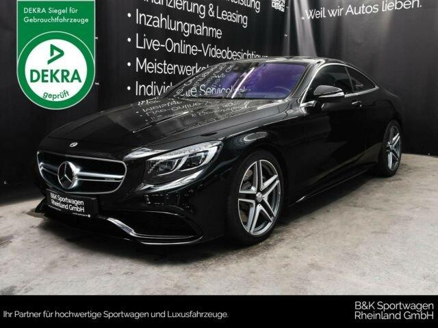 Mercedes-Benz S63 AMG 4Matic Coupe ab 908,41 /mtl., Jahr 2018, Benzin