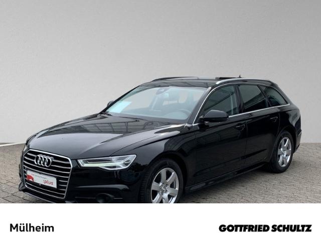 Audi A6 Avant 2.0 TDI S-tronic MATRIX NAVI MEMORY AHK MUFU, Jahr 2017, Diesel