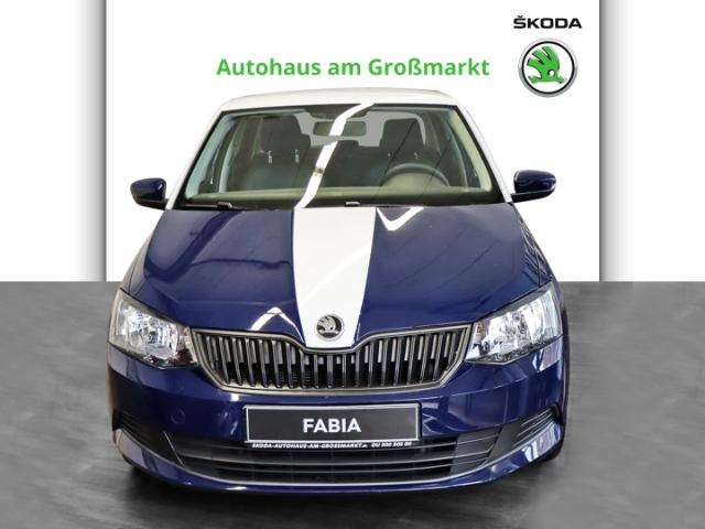 Skoda Fabia Cool Edition 1.0 MPI, Jahr 2015, Benzin