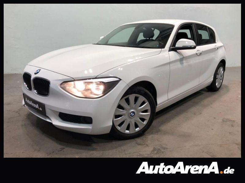 BMW 114i **Klima/Sitzheizung, Jahr 2014, petrol