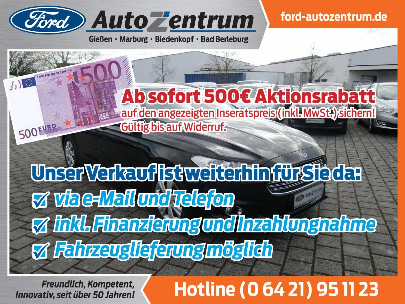 Ford Mondeo 2.0 TDCi Titanium Turnier RFK/BLIS, Jahr 2015, Diesel