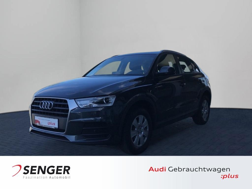 Audi Q3 2.0 TDI Autom. Kamera Panoramad. Navi Xenon, Jahr 2018, Diesel