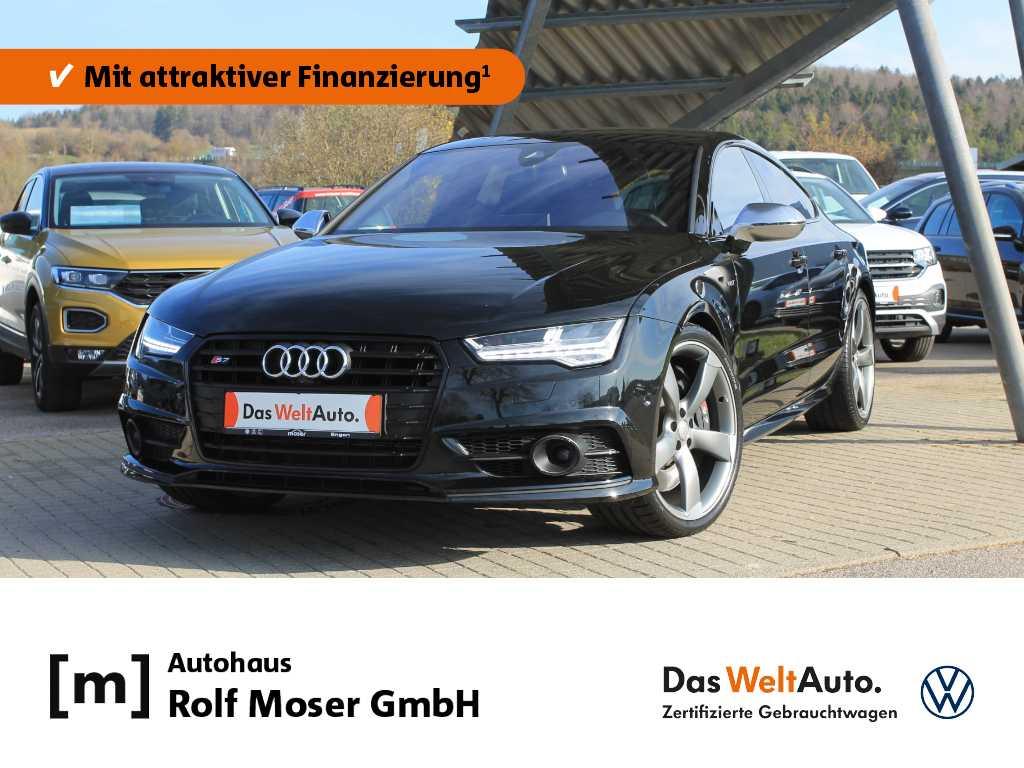 Audi S7 Sportback 4.0 TFSI quattro #BOSE #ACC, Jahr 2014, Benzin