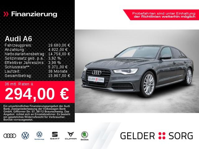 Audi A6 Limousine 2.0 TDI ultra S-Line *Xenon*Einparkhilfe*, Jahr 2014, Diesel