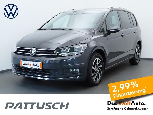 Volkswagen Touran 2.0 TDI JOIN Navi AHZV ACC PDC Sitzheizg., Jahr 2018, Diesel