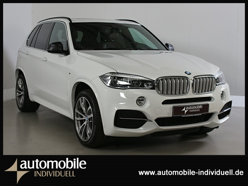 BMW X5 M50dA M Sportpaket Indiv.AHK Standh. LED HuD, Jahr 2016, Diesel