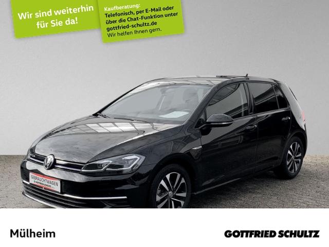 Volkswagen Golf 1.5 TSI LED NAVI ACC VIRT.COCKP. IQ.DRIVE, Jahr 2019, Benzin