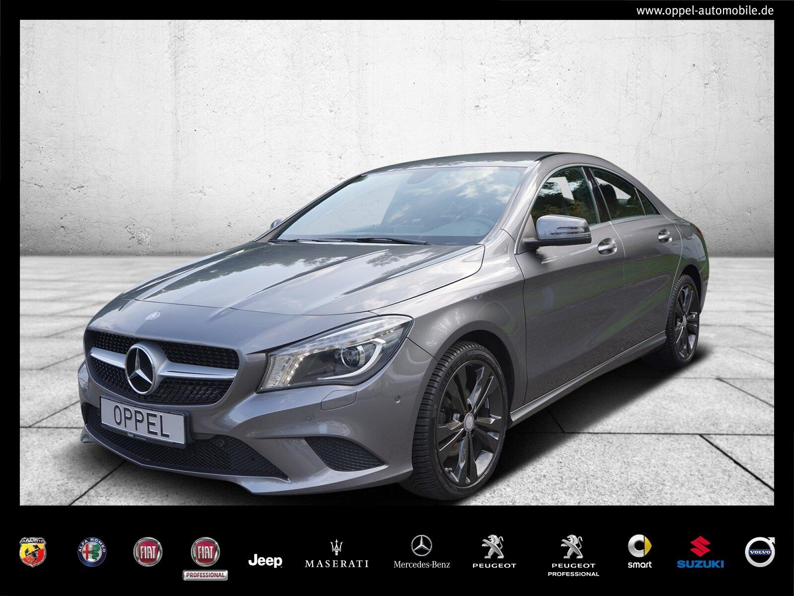 Mercedes-Benz CLA 180 Urban NAVI+KLIMA+AUTOMATIK+XENON+SITZH.+, Jahr 2014, Benzin
