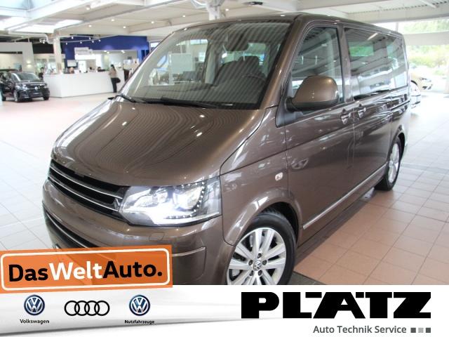 Volkswagen Multivan Highline DSG 7-Sitzer AHK Xenon Navi, Jahr 2013, Diesel