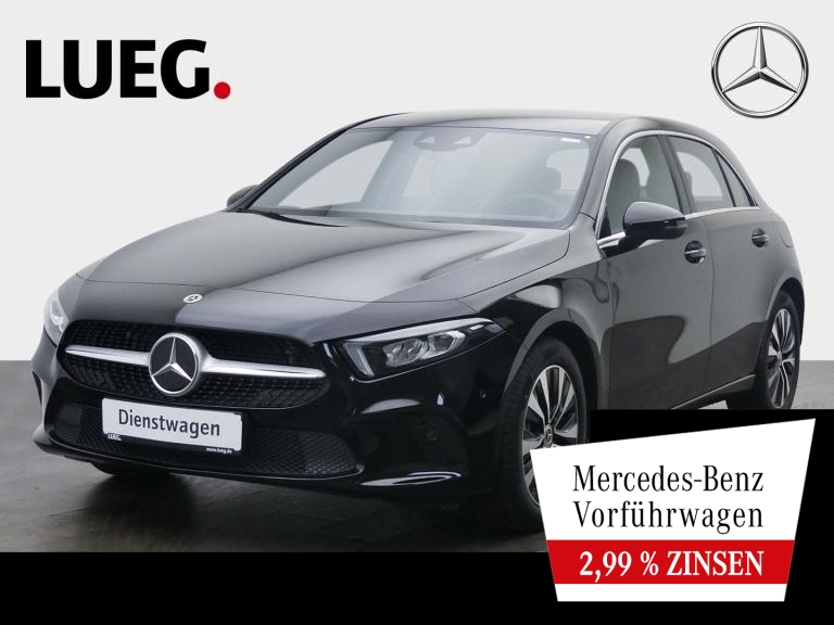 Mercedes-Benz A 200 d 4M PROGRESSIVE+MBUX-HIGH+LED+KAMERA+PTS, Jahr 2021, Diesel