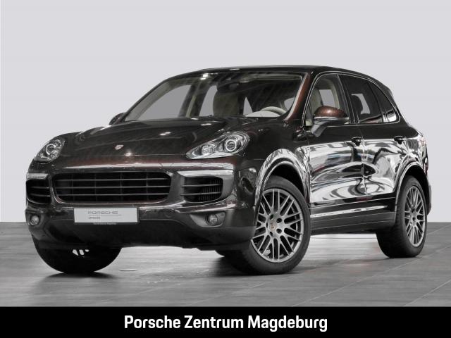 Porsche Cayenne Diesel Platinum Edition LUFT*SHZ*TEMPO, Jahr 2017, Diesel
