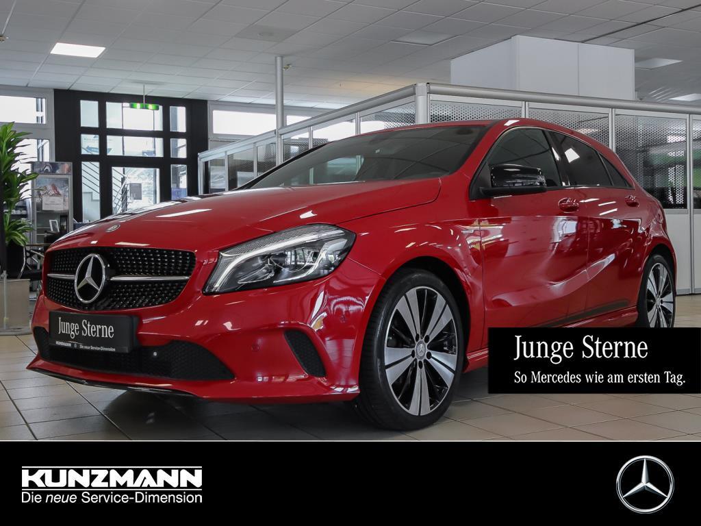 Mercedes-Benz A 200 d Urban Exklusiv Night Navi LED Kamera, Jahr 2017, Diesel