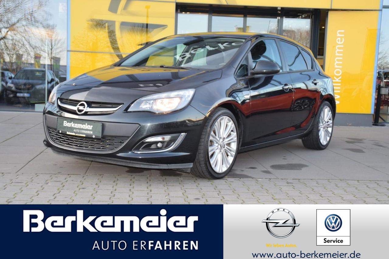 Opel Astra J Active 5trg 1.6 AHK/AGR-Sitz/Sport-Fahrwerk, Jahr 2013, Benzin