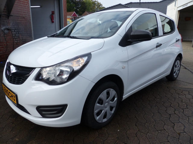 Opel Karl Selection 1.0 Cool and Sound +ALLWETTER, Jahr 2017, Benzin
