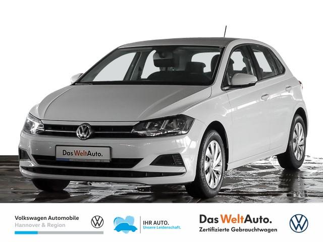 Volkswagen Polo 1.0 TSI Comfortline Klima LED-Tagfahrlicht, Jahr 2018, Benzin