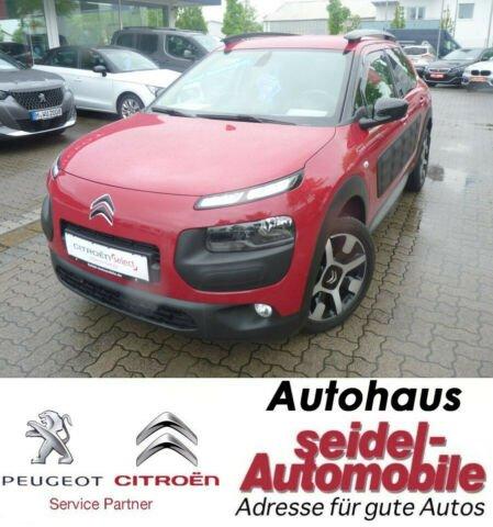 Citroën C4 Cactus PureTech 110 S&S Selection Navi, SHZ, Jahr 2016, Benzin
