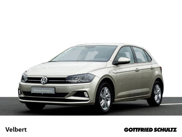 Volkswagen Polo 1.0 TSI DSG COMFORTLINE NAVI PDC ZV, Jahr 2018, Benzin