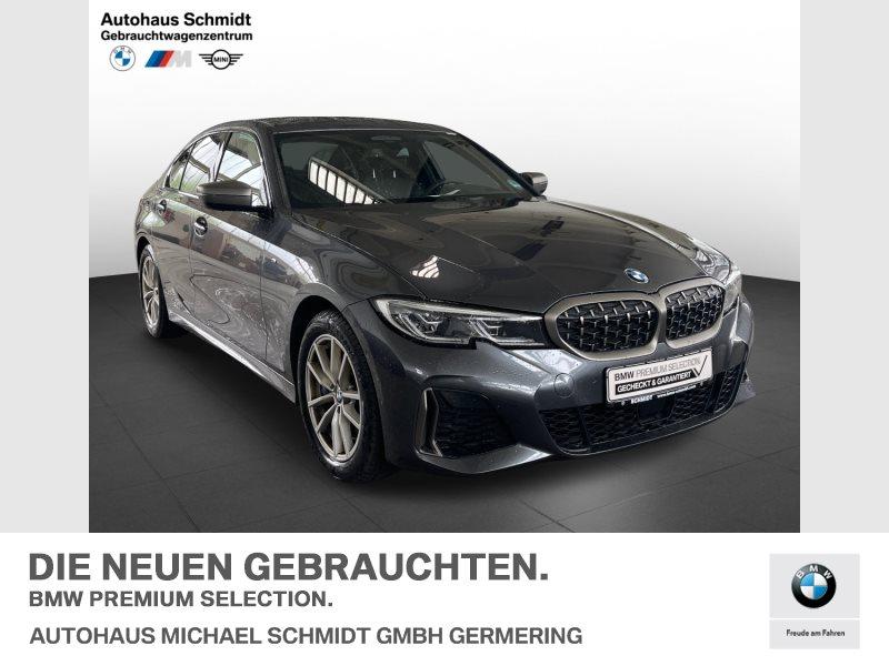 BMW M340i xDrive Memory*Glasdach*ACC*DAB*M Fahrwerk*, Jahr 2020, Benzin