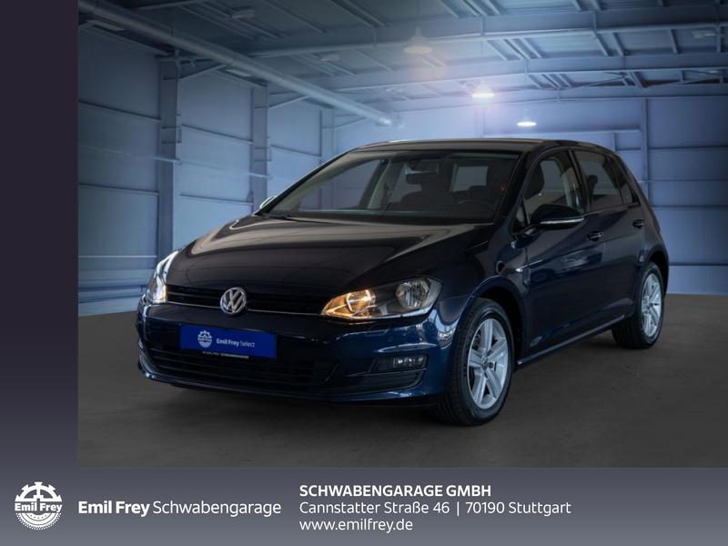 Volkswagen Golf 1.4 TSI BlueMotion Technology Comfortline, Jahr 2013, Benzin