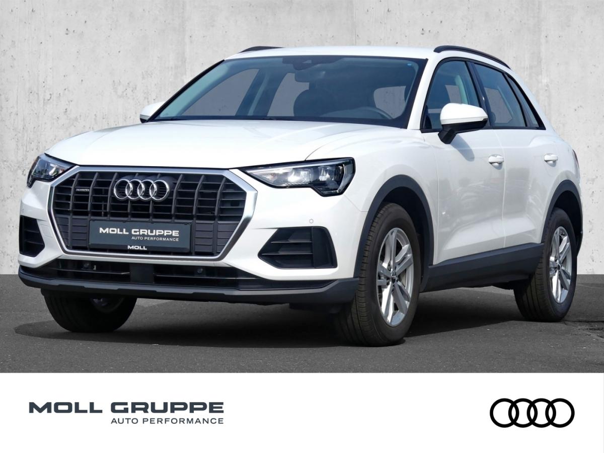 Audi Q3 40 TFSI quattro S-tronic LED Virtual Automati, Jahr 2019, Benzin
