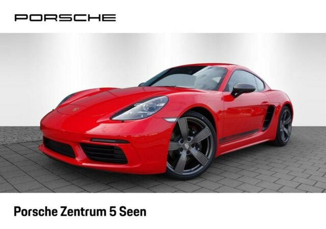 Porsche 718 Cayman T, PDK, LED inkl. PDLS+, DAB, BOSE, Jahr 2019, Benzin