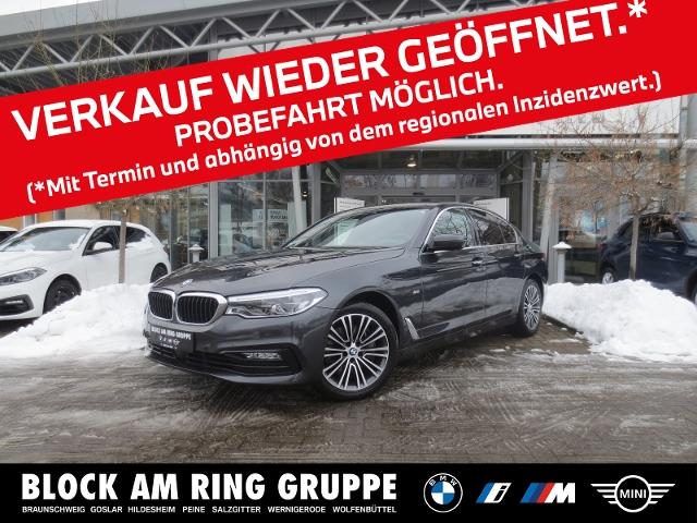 BMW 540i xDrive Limousine ALED Kamera HUD HiFi DA+, Jahr 2017, Benzin